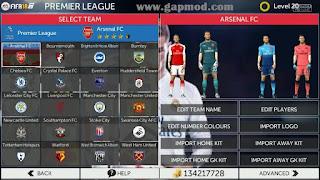 FTS Mod FIFA 18 by Rizki Akbar