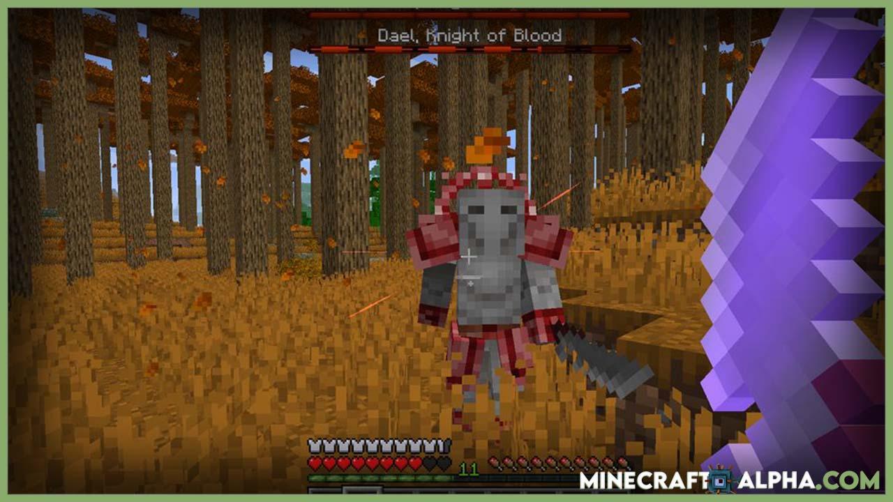 Minecraft Amazing RPG Mod - Robo's Fantasy Mod