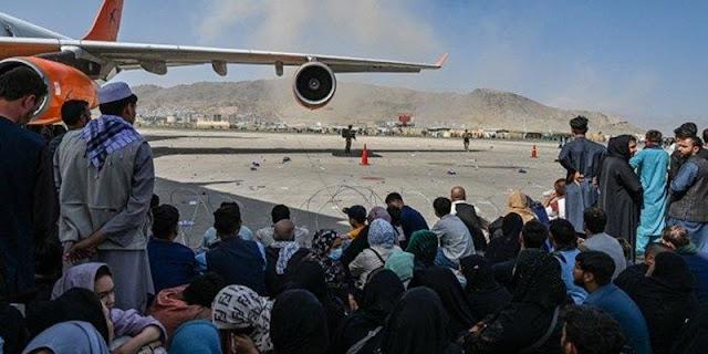 Turki Sudah Evakuasi 324 Warganya dari Afghanistan