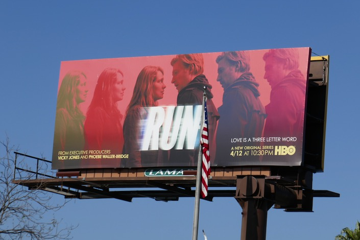 Run series premiere billboard