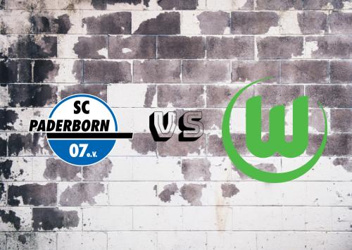 Paderborn vs Wolfsburg  Resumen
