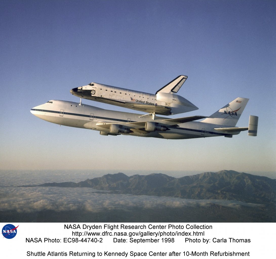 space shuttle atlantis accomplishments - photo #21
