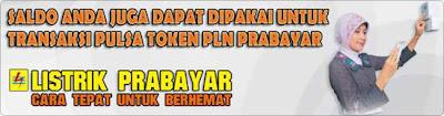 Daftar Harga Token PLN Prabayar / Pulsa Listrik