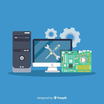 ilustrasi hardware