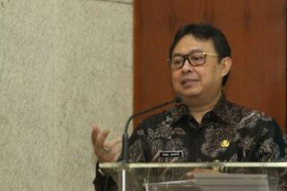 Yossi Irianto Sekdakot Bandung