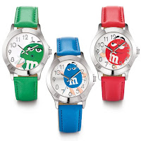 M&M Character watch