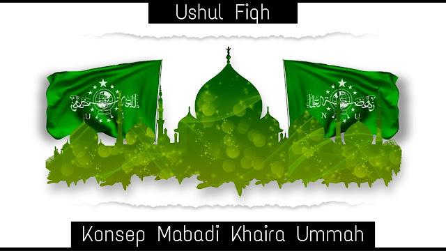 Mabadi Khaira Ummah Nahdlatul Ulama
