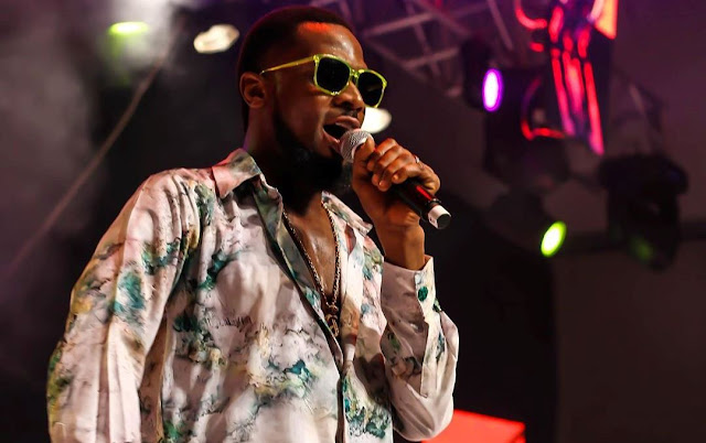 D'banj celebrates 40th Birthday In A Simple Way
