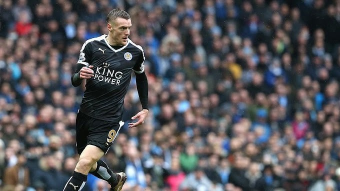 Vardy becomes 29th player to pass 100 goals in Premier League since it started in 1992