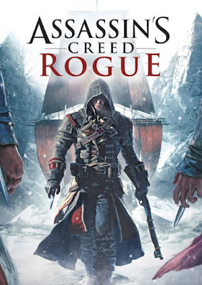 Capa do Assassin's Creed: Rogue Deluxe Edition