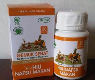 JUAL Obat Suplemen alami GEMUK BADAN HERBAL alami tradisional BerBPOM