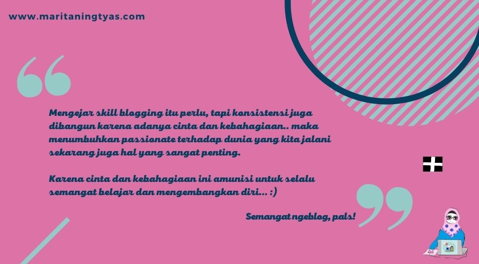 quote tentang blogging