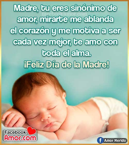 mensajes para madre
