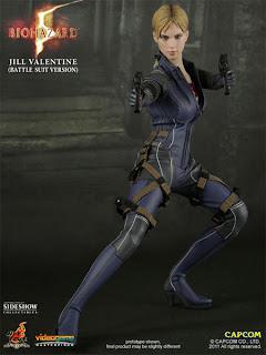 Jill+Valentine+ +Hot+toys+2
