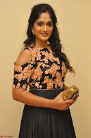 Sowmya Venugopal in Anarkali Dress at Kalamandir Foundation 7th anniversary Celebrations ~  Actress Galleries 008.JPG