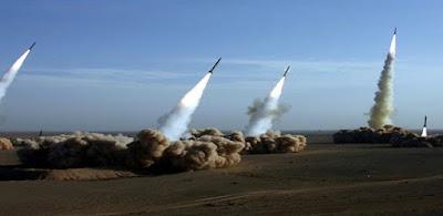 مناورات عسكرية ايرانية - أرشيفية