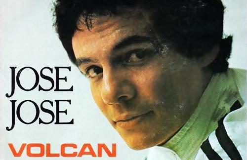 Jose Jose  - Volcan