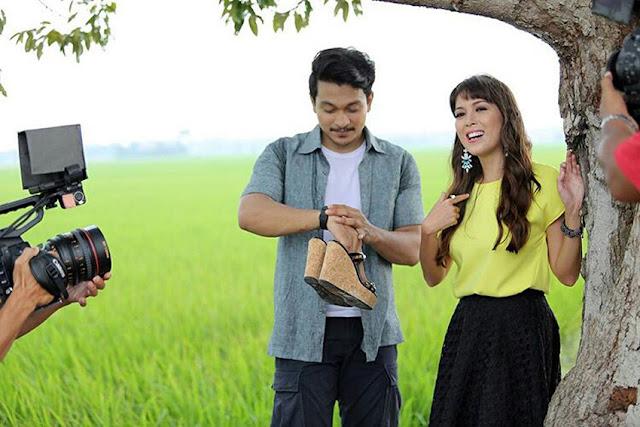 Drama 7 Hari Mencintaiku Lakonan Shukri Yahya