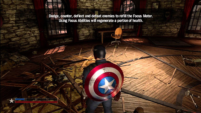 Captain America Super Soldier - Xbox 360 - Multi5 - Captura 5