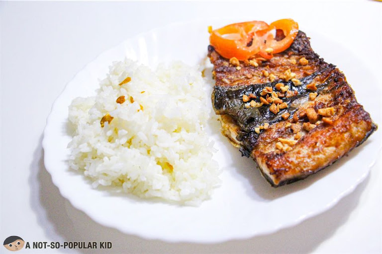 Fried Boneless Bangus Marinated - Sarangani Bay