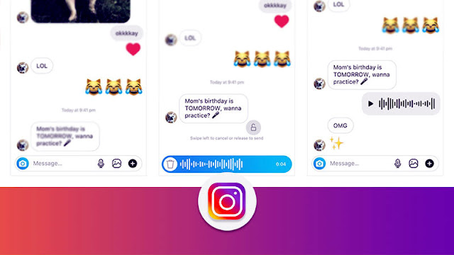 Instagram has just announced that customers of its social networking service will be able to take advantage of a brand new feature going forward: audio messages.