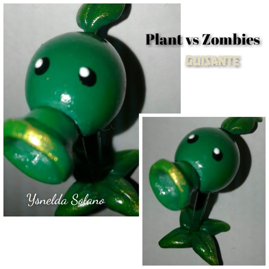 Plants vs Zombies en porcelana fría Parte 1