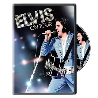 dvd elvis on tour