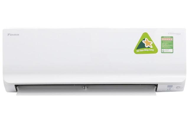 Điều hòa Daikin Inverter FTKC60UAVMV1 chiều 22000Btu