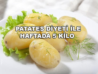 PATATES DİYETİ