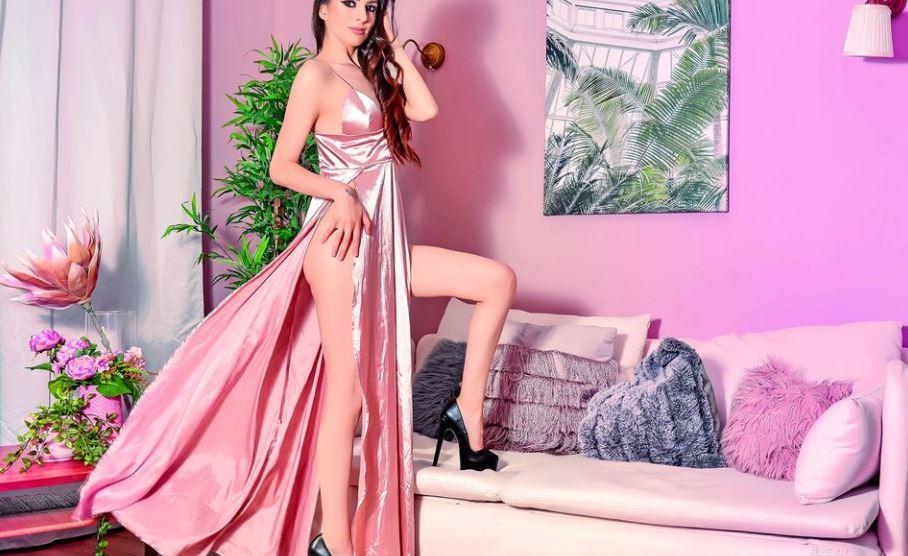 AllieJoy Model GlamourCams