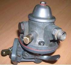 مضخة الوقود الميكانيكية (الوظيفه -المكونات -الأعطال)