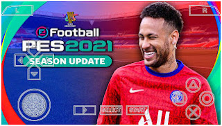 Download PES 2021 PPSSPP Camera PS5 Fix New Update V4.6 Realistic Face Best Graphics & Full Transfer