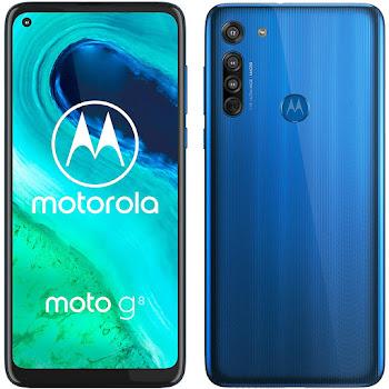Motorola Moto G8 azul