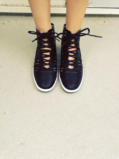 separation shoes 3f490 36030 Nike Dunk Sky Hi 2.0 Joli
