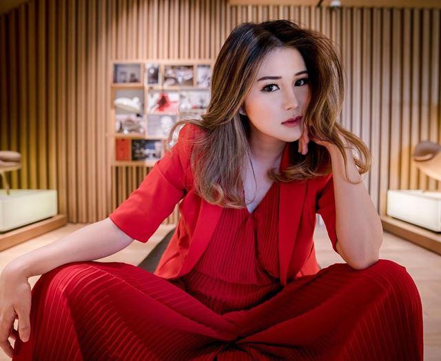 Maggie Calista Alim Cantik-IGmca.diary