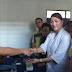 Dikawal Pendukung Dan Simpatisan MEP Mendaftar Bacalon Bupati Di Partai Nasdem