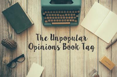 Unpopular Opinion Book Tag !