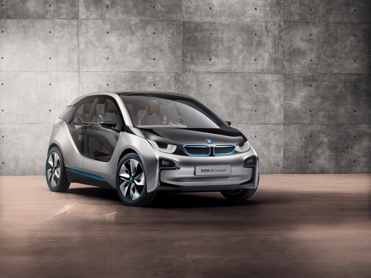 Thinking About It Bmw I3 And Efficient Dynamics
