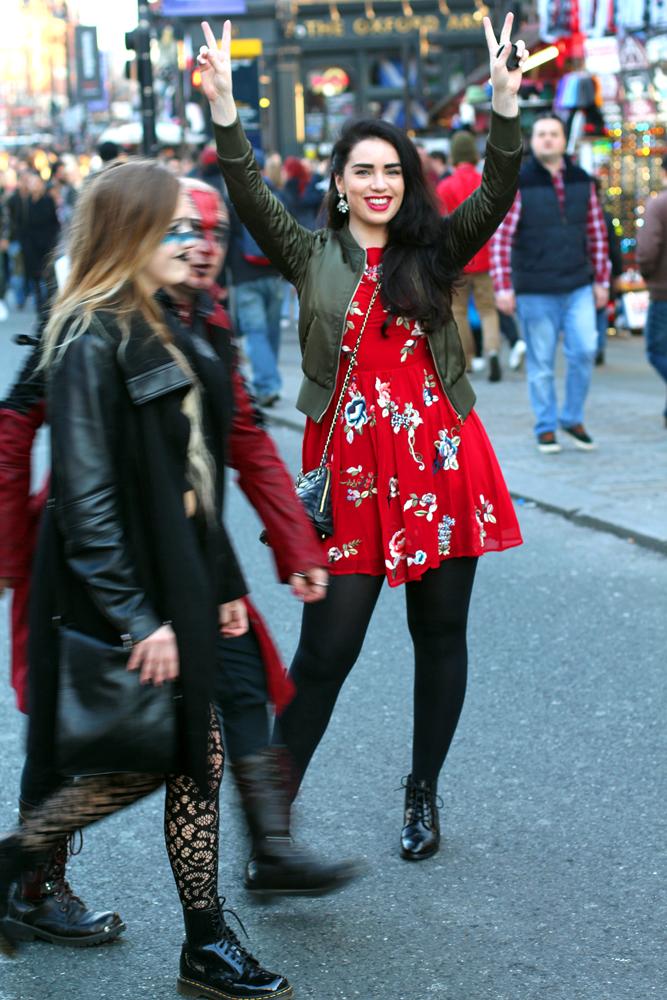 Camden street style - London fashion blog