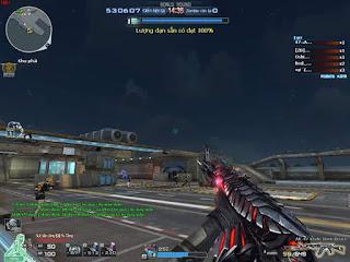 Share mod one hit cận chiến | 1 Hit zombie | 1 hit Hero Đột Kích CF VTC Phiên Bản 1227