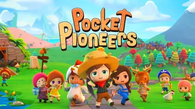 Pocket Pioneers SIMULADOR DE FAZENDA APK