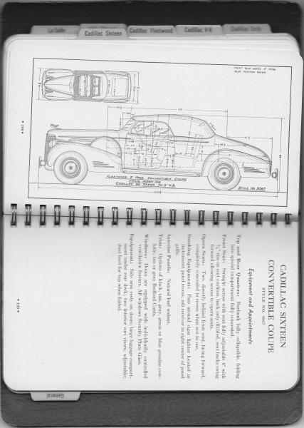 My 1928 Chevrolet: 1938 Cadillac Series 90 V16 Convertible
