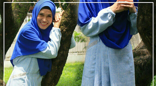 Gamis Safanah By Dinnary Hijab