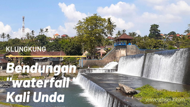 Kali Unda Waterfall - Wisata Bali
