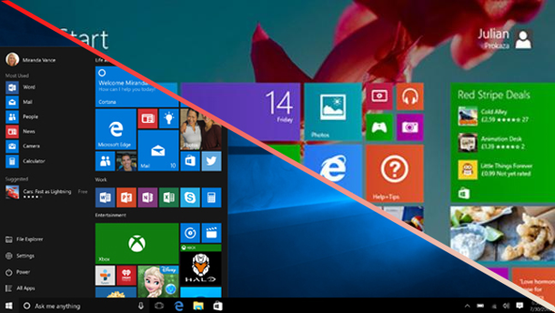 Windows 8.1 vs 10 NAH TUTORIAL