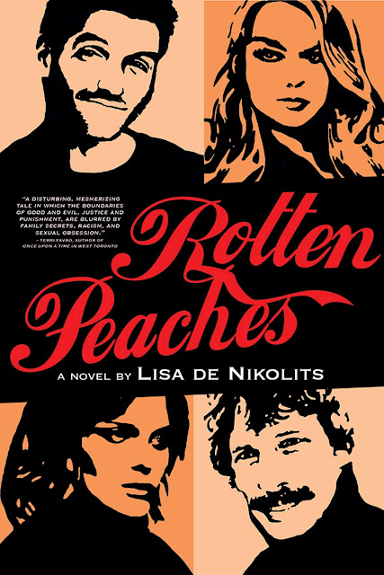 Rotten Peaches by Lisa de Nikolits