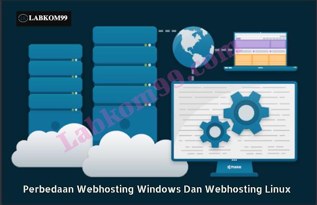 Perbedaan Webhosting Windows Dan Webhosting Linux