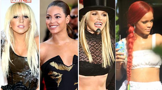 Rihanna, Britney Spears, Loreen, Lady Gaga, & Beyonce Megamix