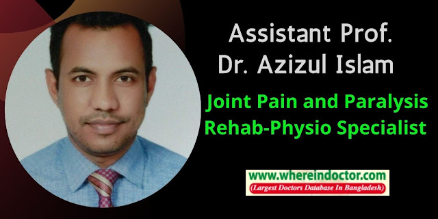 Profile of Assistant Prof. Dr. Azizul Islam
