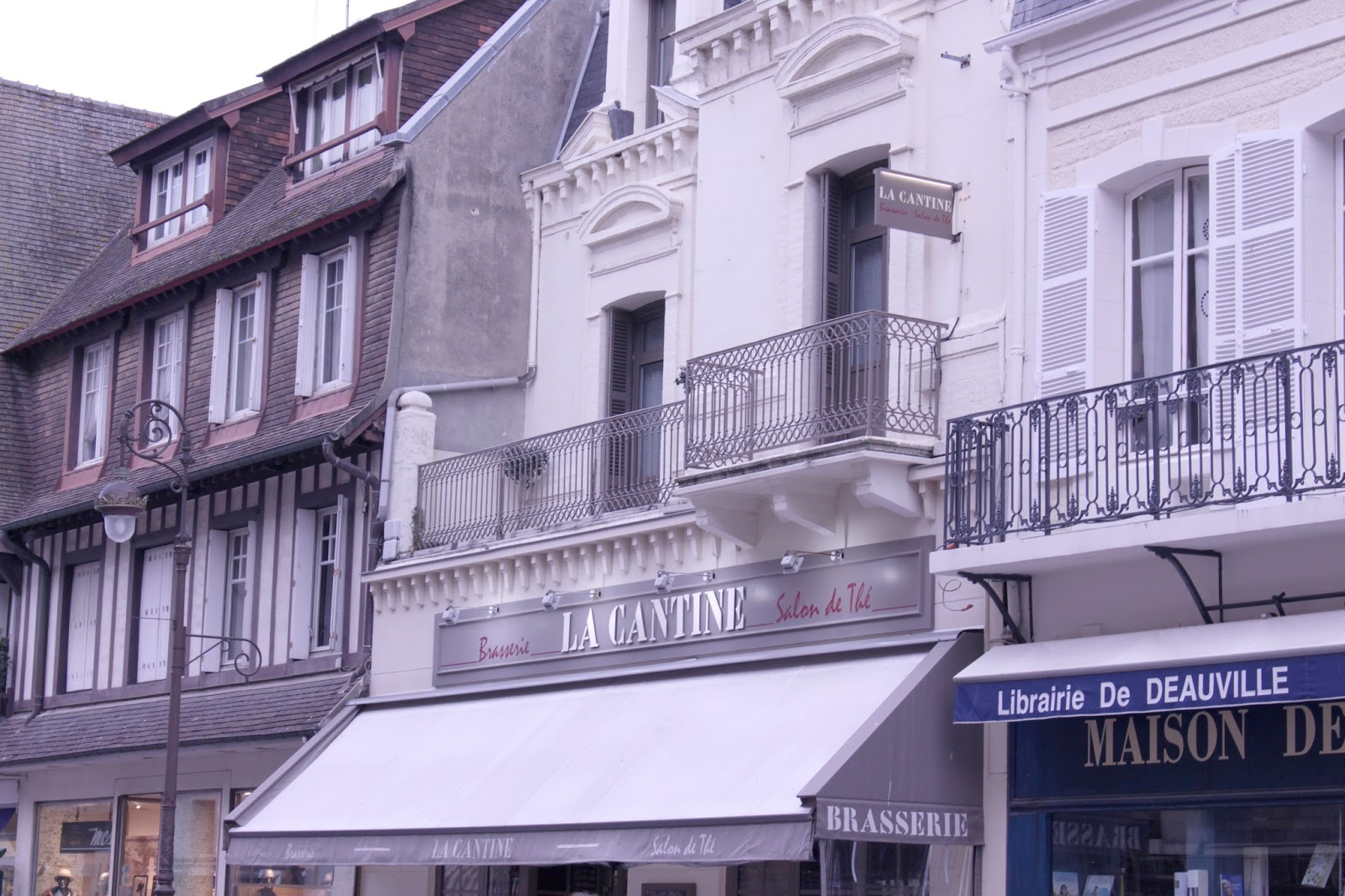 Deauville Trouville Honfleur week end